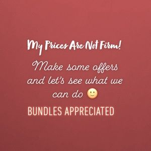 Do you love something but not the price? Offer up!